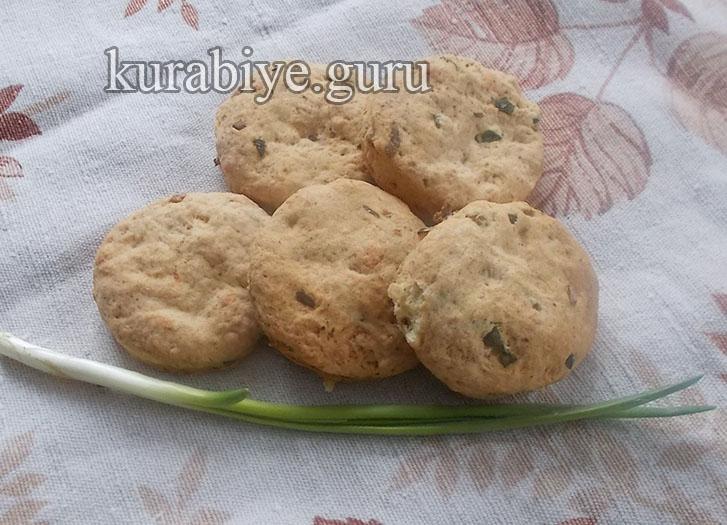 печенье из шкварок рецепт с фото