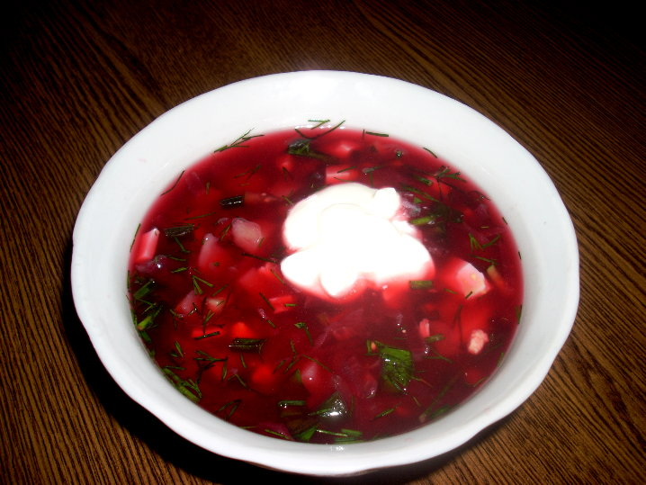 свекольник суп рецепт классический с фото
