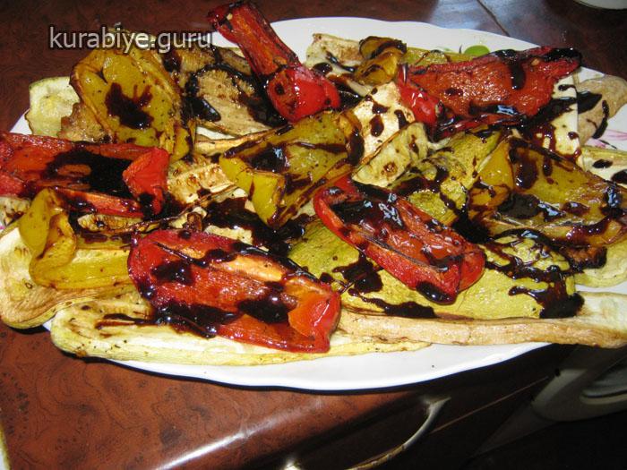 Салат по македонски с картофелем