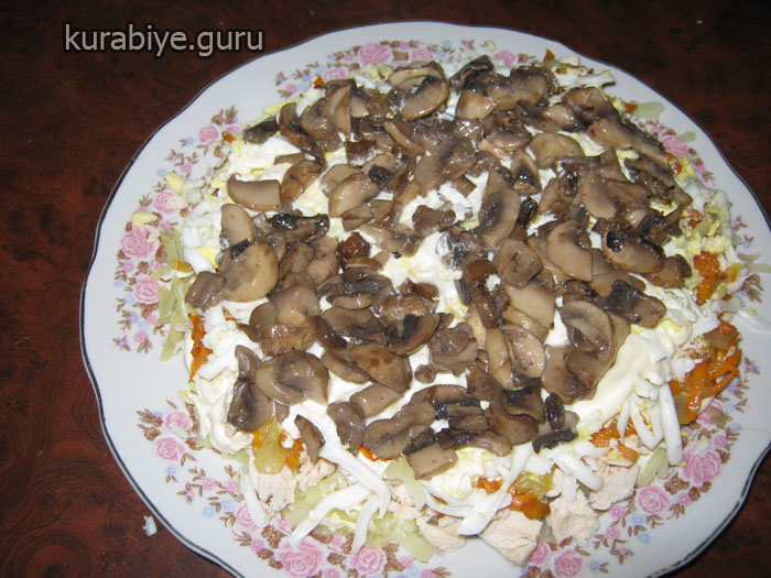 бахетле салат царский рецепт