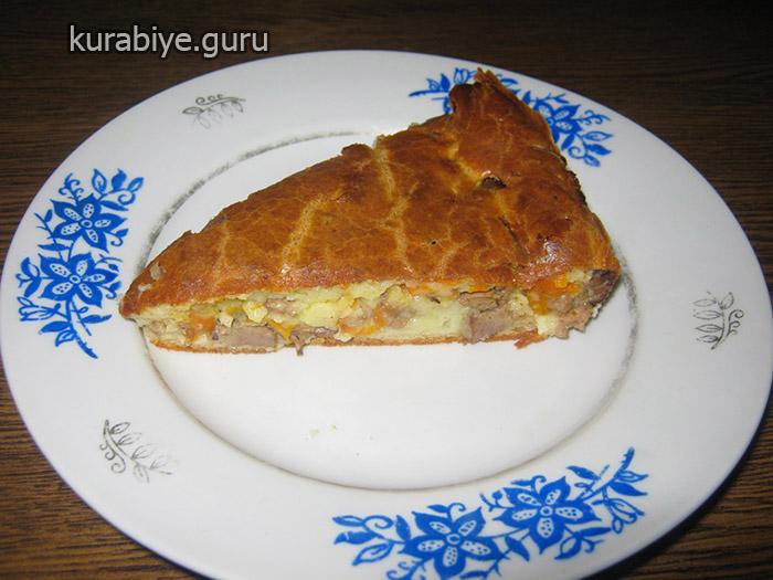 Жареная куриная печень с луком - Дело Вкуса 46