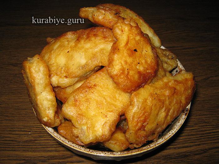 филе курицы в пивном кляре рецепт с фото