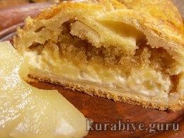 Гавайский пирог с ананасом