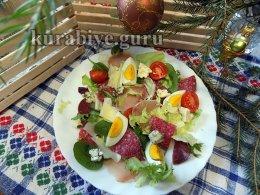 Каталонский салат