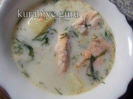 Лохикейтто - финский суп с лососем